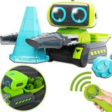 Rc Robot  4Wd 2.4Ghz, Green