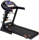 Marshal Fitness Hi Speed Home Use Heavy Duty Treadmill With Two Motor Incline Function -Spkt-2260-4
