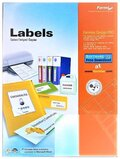 Formtec Labels 105x57mm 10 Labels Per Sheet FT-GS-1010