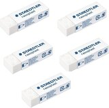 Staedtler Large Rasoplast Pencil Eraser (526 B20) Pack of 5 Erasers