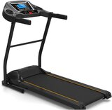 Marshal Fitness Easy Assembling Home Use Space Saving Folding Treadmill W/ Lcd Display-Pkt-130-1