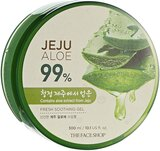 The Face Shop Jeju Aloe Fresh Soothing Face Lotiongel 18ml