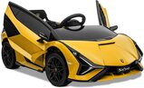 Licensed Lamborghini Sian Roadster Motorized Sport Car for kids by MYTS