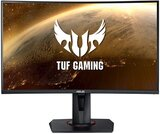 ASUS  VG27WQ Tuf Curved Gaming Monitor, WqHD (2560X1440), 165Hz, Extreme Low Motion Blur, Black, WLED/VA 27 inches