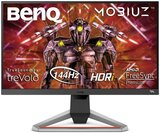 BenQ MOBIUZ EX2510 24.5 inch HDRi IPS Gaming Monitor, 144Hz 1ms, AMD FreeSync Premium, FHD 1080p, sRGB, Built-in Speakers, Flicker-free, Bezel-less