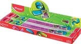 Maped Twist'n Flex 30cm Ruler - Assorted Colours (Pack of 20)