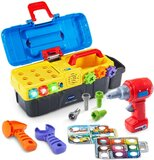 Vtech My First Toolbox Pre-School Learning, Multi-Colour, 80-178203