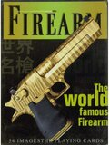 The World Famous Firearm Playing Cards, 54 Famous Firearms Pictures
