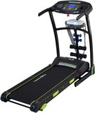 Marshal Fitness Home Use Treadmill With 8 Preset Auto Exercise Programs With Automatic Incline Function Lf4174-4