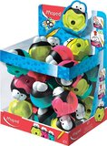 Maped Croc Croc Frog One Hole Canister Pencil Sharpener (Box of 24 in Assorted Colours)