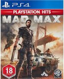 Timer Warner PS4 MAD MAX (R2) NMC ENG STD (PS4)