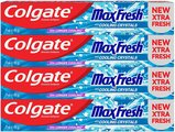 Colgate Max Fresh Cool Mint Gel Toothpaste