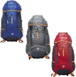Bestway Pavillo Ultra Trek 60L Backpack (available colors : Red, Blue, Grey)