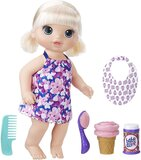 Hasbro Baby Alive Magical Scoops Baby Blonde Hair