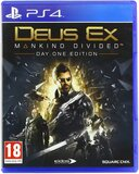 Square Enix Deus Ex: Mankind Divided Day One Edition (PS4)