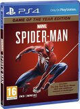 Sony Spider-Man 2019 Game of The Year Edition (PS4)