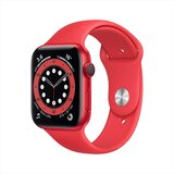 Apple Watch Series 6 (GPS + Cellular) PRODUCT(RED) Aluminium Case with PRODUCT(RED) Sport Band
