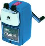 Carl Pencil Sharpener Angel Blue