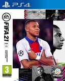 EA FIFA 21- Standard Edition (English)- Intl Version - Sports - PS4/PS5