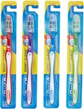 Oral-B  Toothbrush Shiny Clean Soft (Pack of 12) Display, Multi