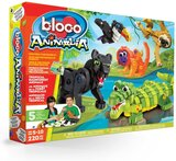 Bloco Tropical Forest Animals