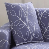 DEALS FOR LESS - Cushion Cover 45x45cm, Leaves Design.