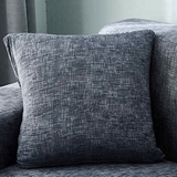 DEALS FOR LESS - Cushion Cover 45x45cm, Grey Color.