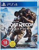 Ubisoft PS4 GHOST RECON BREAKPOINT (R2) NMC ARB STD (PS4)