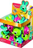Maped Bunny Innovation Pencil Sharpener - Assorted Colour (Pack of 20)