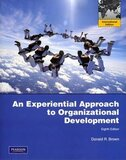 Experiential Approach to Organization Development: International Edition Paperback