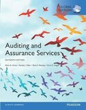 Auditing and Assurance Services, Global Edition Paperback – International Edition, 20 May 2016 by Alvin Arens, Randal Elder, Mark Beasley & Chris Hogan