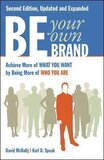 Be Your Own BrandA  By DAVID MCNALLY