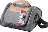 Maped Picnik Concept Adult Easy-Clean Insulated Lunch Bag, One Size, Storm Blue (872203) One Size 872201