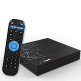 Wownect T95 Max Smart Android TV Box [4GB RAM 32GB ROM] H6 Quad-Core Cortex-A53 CPU Supports 6K 4K 3D Output 2.4GHz WiFi 100M LAN Enternet USB 3.0