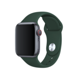 BeHello - Premium Apple Watch 38/40mm Silicone Strap - Green