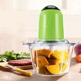 Electric Stainless Steel Chopper Household Processor Kitchen Tool
