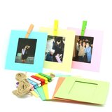 Ozone Creative Wall Decor Hanging Film Frame For Instax mini 8 70 7s 90 25 50s Film