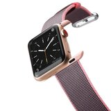 Casetify - Apple Watch Band Nylon Fabric All Series 42mm Pink
