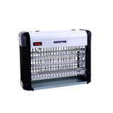Geepas Fly and Insect Killer - Powerful Fly Zapper 20W UV Light   Professional Electric Bug Zapper, Insect Killer, Fly Killer, Wasp Killer   Insect Killing Mesh Grid, with Detachable Hang   2 Year Warranty