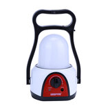 Geepas GE5562 Rechargeable Camping Lantern, 48 Pcs LED - Long Life No-Maintenance Battery - Light Dimmer Function - 360 Degree Rotation - Portable, Lightweight, Carry Handle | 2 Years Warranty