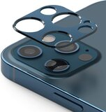 Ringke Camera Styling Compatible with Apple iPhone 12 Pro Camera Lens Protector Aluminum Frame Tough Styling Bezel [ Designed Lens Protector for iPhone 12 Pro ] - Blue