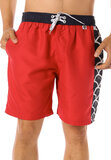 Scipo Curls  Red Mens Shorts