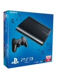 Sony PlayStation 3 Super Slim 500GB Console With Dualshock 4 Controller