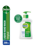 Dettol Original Anti Bacterial Handwash 200Ml