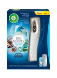 Air Wick Air Freshener Life Scents Freshmatic Auto Spray Kit - Turquoise Oasis 250Ml
