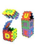 oem 36-Piece Alphanumeric Educational Puzzle Blocks Mats