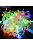 Cyber 100-LED Lights For Decoration Multicolour 4.72x3.15x2.76inch