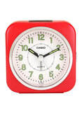 Casio Digital Table Clock Red/White/Green