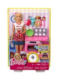 Barbie - Cooking/Baking Doll Plays