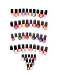 CP Trendies 50-Piece Nail Polish Multicolour